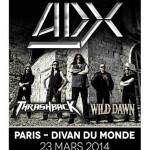 ADX affiche