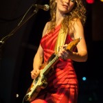 Ana Popovic at 2013 Charlie West Blues Fest