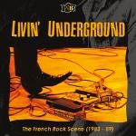 livin' underground cover compilation rock français