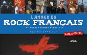 l'année du rock français jaquette