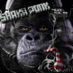 Shaka Ponk The black pixel APE