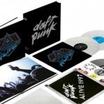 alive 2007 daft punk vinyle