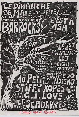 Barrocks affiche