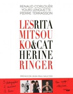 Les Rita Mitsouko & Catherine Ringer aux éditions du Cherche Midi