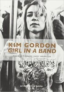 Kim Gordon Girl in a band