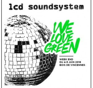 LCD soundsystem we love green
