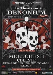 festival métal Denain