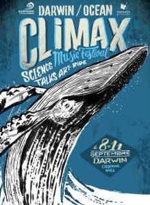 darwin climax ocean