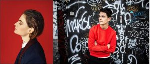 Christine and the Queens et Kungs