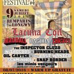 Rock'n'roll train festival