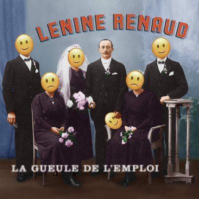 Lenine Renaud «La gueule de l'emploi»