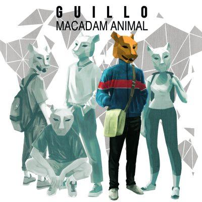 Guillo «Macadam animal»