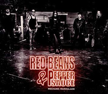 Red Beans & Pepper Sauce «Mechanic marmalade»