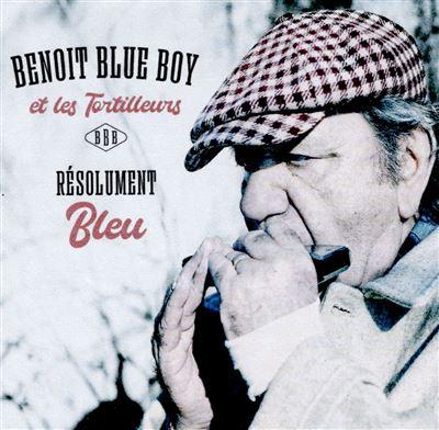 Benoît Blue Boy et les Tortilleurs «Résolument bleu »