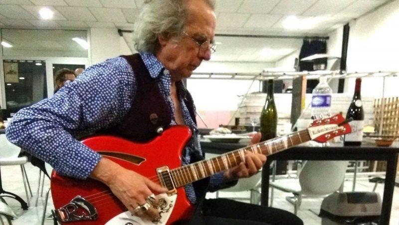 Décès de Vincent Denis, guitariste des Olivensteins